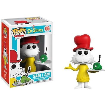 Dr. Seuss Sam I Am Funko Pop! Vinyl Figure #05