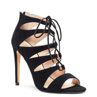 Lace-up Sandal
