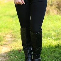 The Perfect Leggings in Black