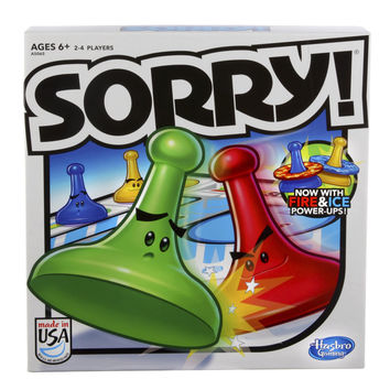 Sorry! 2013 Edition Game Sorry '