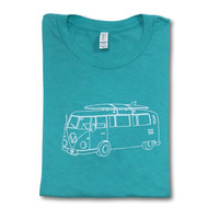 Beach Ride Adult Tee