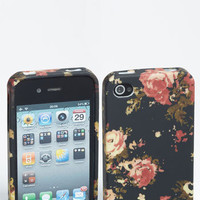 Design Lab 'Painterly Floral' iPhone 4 & 4S Case | Nordstrom