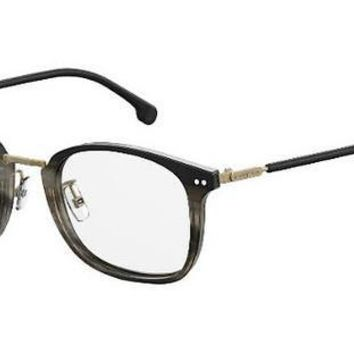 Carrera - 159 V F Dark Horn Green Eyeglasses / Demo Lenses