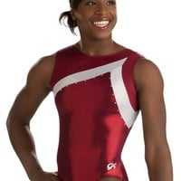 Classic Cross Body Tank Leotard from GK Elite