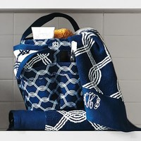 Student Shower Set, Navy Cass Ojee