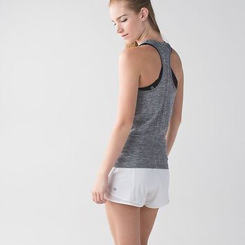 run: swiftly racerback *space | women's tanks | lululemon athletica
