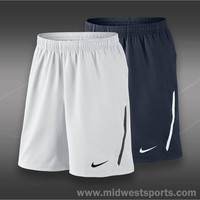 Nike Mens Tennis Short, Nike Power 9 Inch Woven Short Ho13_523247C,  Midwest Spo