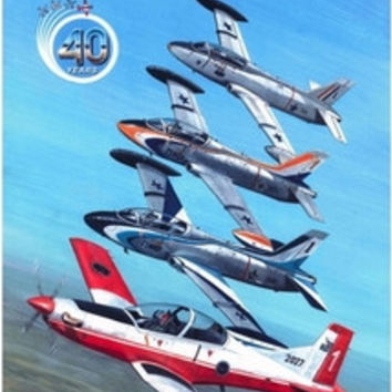 SILVER FALCONS: 40 Years - Winston Brent