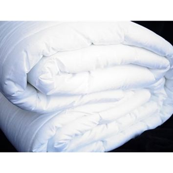 300TC Cotton Twin XL Comforter - College Ave Dorm Bedding Sleep Better Room Solid Colors Basic