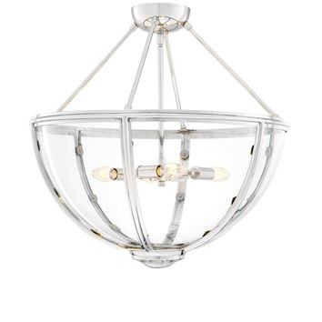 Glass Ceiling Lamp | Eichholtz Deveraux