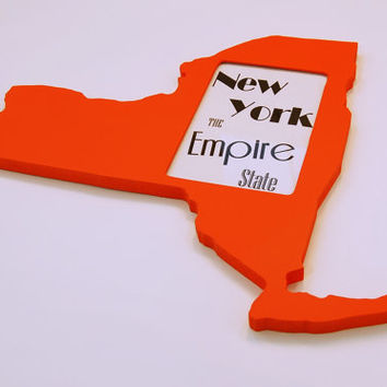 New York picture frame 4x6