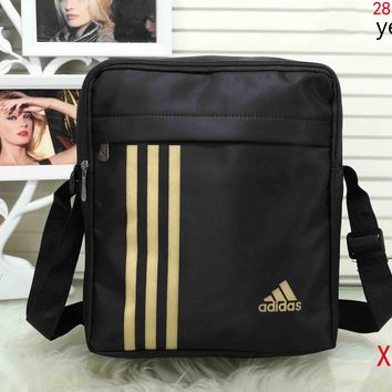 ADIDAS 2018 new men and women with stylish backpack F-XS-PJ-BB Yellow