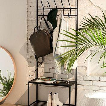 Mason Entryway Storage Bench | Urban Outfitters