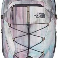 The North Face Women's Borealis Backpack - bluebird diamond dot print, one size