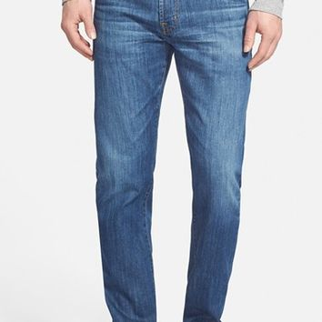 Men's AG 'Graduate' Slim Straight Leg Jeans ,