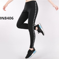 """Adidas"" Women All-match Casual Fashion Letter Print Cotton Leggings Trousers Sweatpants"