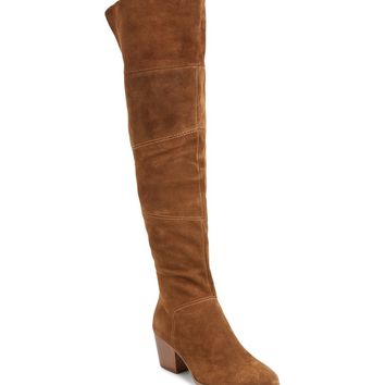 Sole Society Melbourne Over the Knee Boot (Women) | Nordstrom