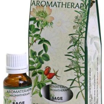 Sage Aromatherapy Grade Essential Fragrance Oils by Flaires
