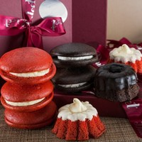 Chocolate Mini Bundt and Red Velvet W...