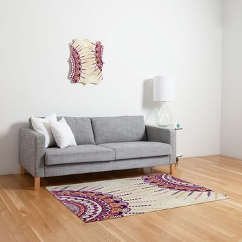 RosebudStudio Be Brilliant Woven Rug