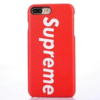 Perfect Supreme Phone Cover Case For  iphone 6 6s 6plus 6s-plus 7 7plus 8 8plus