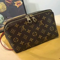 GUCCI 2018 trendy women's high-quality stylish cosmetic bag F