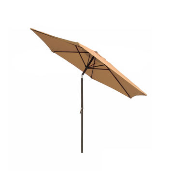 9ft Aluminum Outdoor Market Umbrella