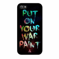 Fall Out Boy Put On Your War iPhone 5s Case