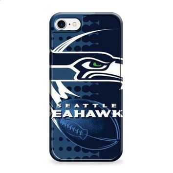 Seattle Seahawks over dots iPhone 6 | iPhone 6S case