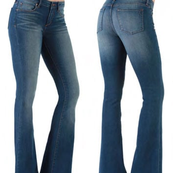Articles Of Society: Faith Flare Jeans