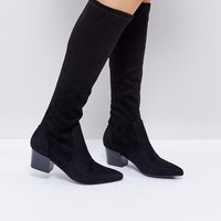 ASOS CRUISE Knee Boots at asos.com
