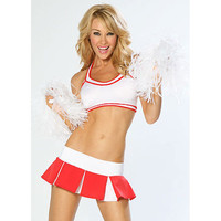 2012 Fashionable Sexy Cotton Cheerleader Costume [TQL120322089] - $27.89 : Zentai, Sexy Lingerie, Zentai Suit, Chemise