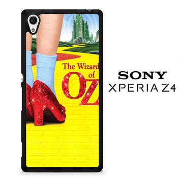 Wizard of Oz F0245 Sony Xperia Z4 Case