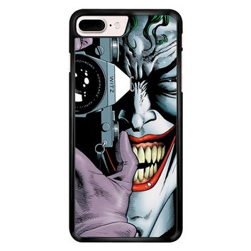 Joker Harley Quinn Batman Avengers iPhone 7 Plus Case