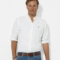 Polo Ralph Lauren Classic-Fit Oxford Shirt - White