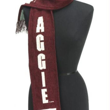 Winter Scarf - Texas A&m Aggies