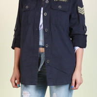 "Morgan ""Tomboy"" Jacket"