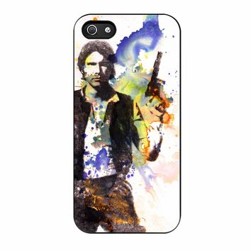 Han Solo Iphone 2 iPhone 5/5s Case