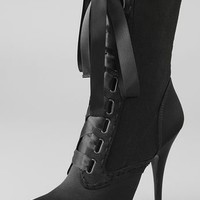 Giuseppe Zanotti for Balmain Lace Up Boots