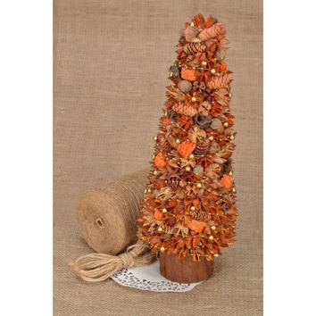 Decorative tree Christmas tree Topiary Exclusive Christmas tree New Year tree