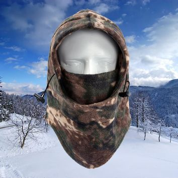 Cosplay Alert Winter Warm Neck Ski Mask Cycling Football Outdoor Sport Costume Scarf