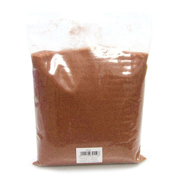 Decorative Sand Vase Filler, 2-pound Bag, Copper