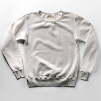 imogene + willie · holden washed white sweatshirt