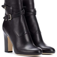 Mitchell 100 leather ankle boots