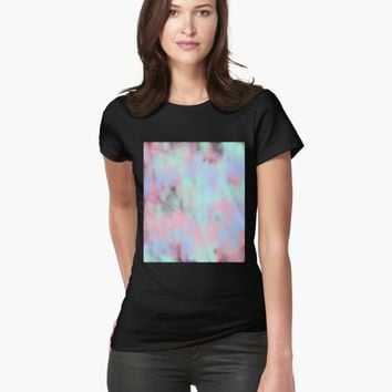 'Spray paint' T-shirt by VibrantVibe