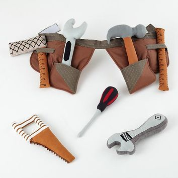 Plush Tools of the Trade in Nod Exclusives   The Land of Nod