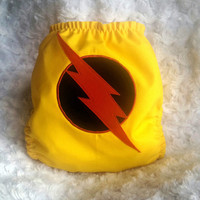 The Reverse Flash Cloth Diaper Cover or Pocket Diaper - One-Size or Newborn, S, M, L