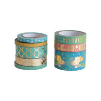 Mermaid Crafting Tape Tube By Recollections™