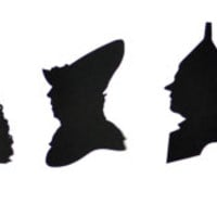 Wizard of Oz Silhouettes