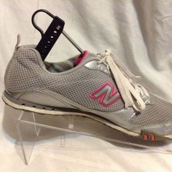 DCCK1IN new balance trainers wa460sp silver pink women s running tennis shoes sz 9 5